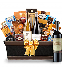 Premium Wine Baskets: Caymus Special Selection Cabernet Sauvignon 2011 -Cape Cod Luxury Wine Basket