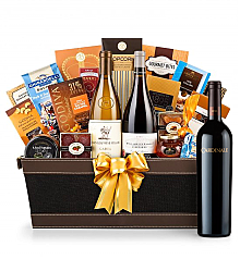 Premium Wine Baskets: Cardinale Cabernet Sauvignon 2011-Cape Cod Luxury Wine Basket