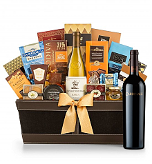Premium Wine Baskets: Cardinale Cabernet Sauvignon 2010 - Cape Cod Luxury Wine Basket