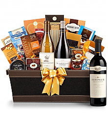 Premium Wine Baskets: Beringer Private Reserve Cabernet Sauvignon 2008-Cape Cod Luxury Wine Basket