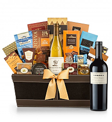 Premium Wine Baskets: Lokoya Mt. Veeder Cabernet Sauvignon 2006 - Cape Cod Luxury Wine Basket