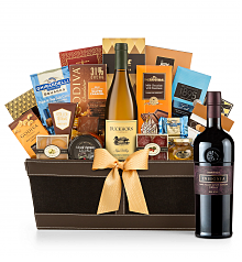 Premium Wine Baskets: Joseph Phelps Insignia Red 2012-Cape Cod Luxury Wine Basket