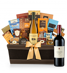 Premium Wine Baskets: Verite La Joie Cabernet Sauvignon 2009 - Cape Cod Luxury Wine Basket