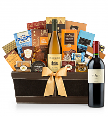 Premium Wine Baskets: Colgin Cariad Red Blend 2012-Cape Cod Luxury Wine Basket