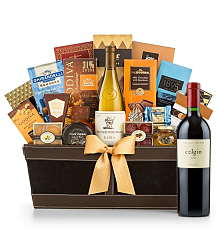 Premium Wine Baskets: Colgin Cariad Red Blend 2011-Cape Cod Luxury Wine Basket