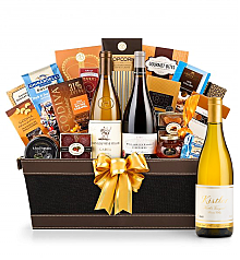 Premium Wine Baskets: Kistler Vineyard Chardonnay Sonoma Valley 2013 - Cape Cod Luxury Wine Basket