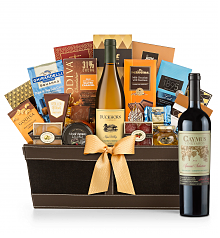 Premium Wine Baskets: Caymus Special Selection Cabernet Sauvignon 2013 - Cape Cod Luxury Wine Basket