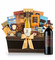 Premium Wine Baskets: Leonetti Reserve Merlot 2008 - Cape Cod Luxury Wine Basket