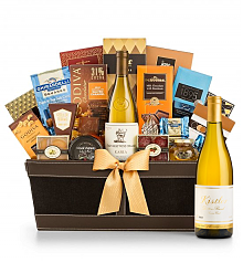 Premium Wine Baskets: Kistler Vineyards Dutton Ranch Chardonnay Sonoma Coast 2014 - Cape Cod Luxury Wine Basket