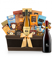 Premium Wine Baskets: 00 Shea Vineyard Pinot Noir 2014 - Cape Cod Luxury Wine Basket