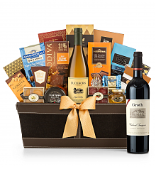 Premium Wine Baskets: Groth Reserve Cabernet Sauvignon 2014 - Cape Cod Luxury Wine Basket