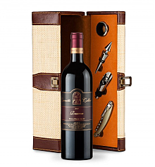 Wine Totes & Carriers: Leonetti Reserve 2006 Wine Steward Luxury Caddy