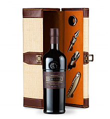 Wine Totes & Carriers: Joseph Phelps Napa Valley Insignia Red 2008 Wine Steward Luxury Caddy