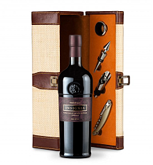 Wine Totes & Carriers: Joseph Phelps Insignia Red 2011 Wine Steward Luxury Caddy