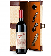 Wine Totes & Carriers: Penfolds Grange 2010 Wine Steward Luxury Caddy