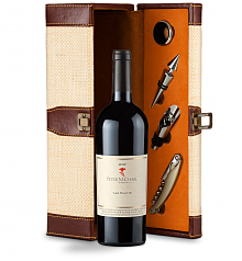 Wine Totes & Carriers: Peter Michael Cab Les Pavots 2012 Wine Steward Luxury Caddy