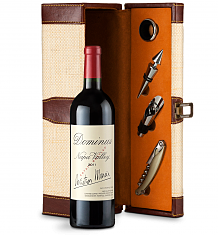Wine Totes & Carriers: Dominus Estate 2011 Wine Steward Luxury Caddy