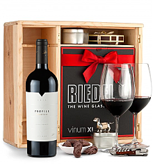 Wine Gift Boxes: Merryvale Profile 2010 Private Cellar Gift Set