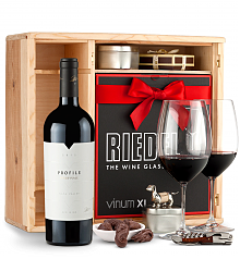 Wine Gift Boxes: Merryvale Profile 2012 Private Cellar Gift Set