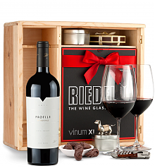 Wine Gift Boxes: Merryvale Profile 2011 Private Cellar Gift Set