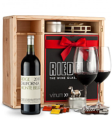 Wine Gift Boxes: Ridge Monte Bello 2011 Private Cellar Gift Set