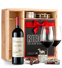 Wine Gift Boxes: Dominus Estate 2013 Private Cellar Gift Set