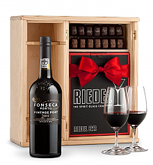 Port Gift Sets: Fonseca Vintage 2011 Premier Port Gift Set